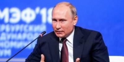 بوتين يرسل تهنئة إلى الإمبراطور الياباني الجديد