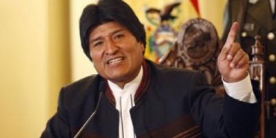 رئيس بوليفيا: ترامب تعرض للفشل مجددا ويدعم  انقلاب فنزويلا