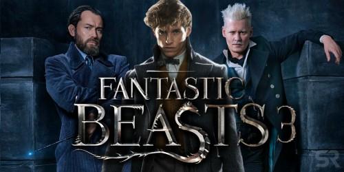 12 نوفمبر 2021.. طرح فيلم Fantastic Beasts 3