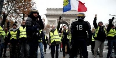 تدابير أمنية مشددة في شوارع باريس في مسيرات عيد العمال