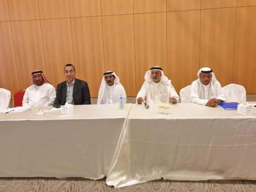 خلال لقاء بأبوظبي.. تعريف الطلبة السقطريين بشروط الحصول على المنح الجامعية (صور)