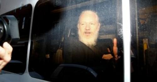 لندن: حكم بالسجن 50 أسبوعا لمؤسس ويكيليكس