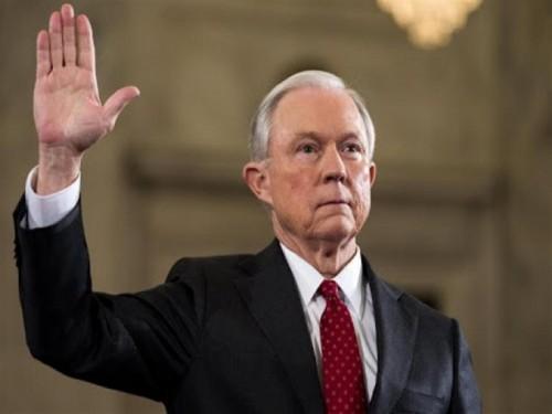 وزير العدل الأمريكي يدلي بشهادته أمام الكونجرس في تقرير مولر