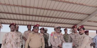 المنطقة العسكرية الثانية تحتفل بتخريج دفعة عسكرية جديدة (صور)