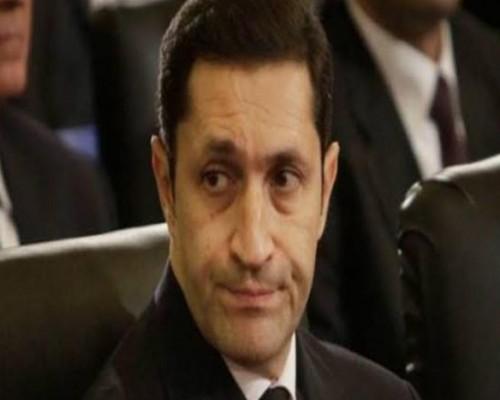 """نجل مبارك يطرح تساؤلات حول """" صفقة القرن """""""