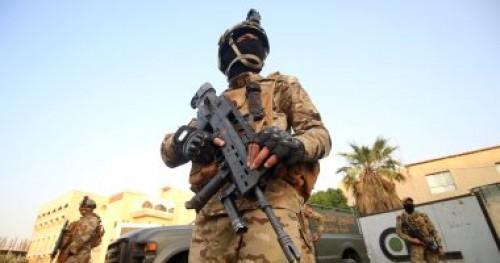 الشرطة العراقية تقبض على شخص متهم بالإرهاب