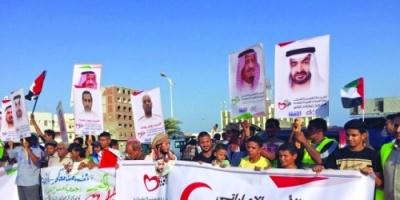 الإنزالات السمكية.. عليل الإمارات يمنح اليمنيين حقاً في الحياة