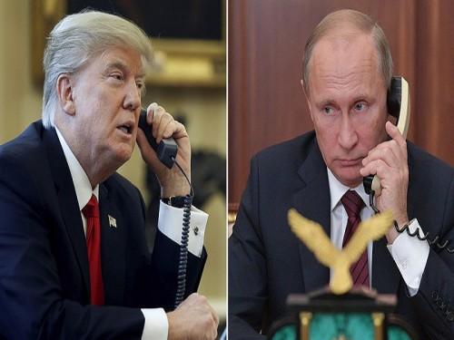 البيت الأبيض: ترامب وبوتن بحثا هاتفيًا إبرام اتفاق نووي جديد
