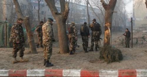 مصرع 7 من مقاتلى طالبان فى إقليم هلمند بجنوب أفغانستان