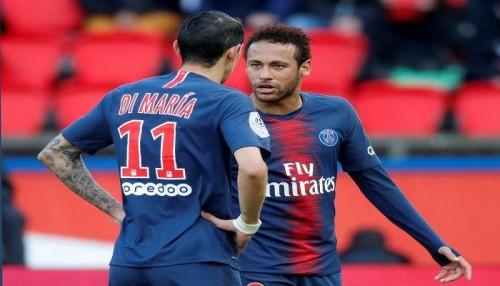 نيمار يسجل هدفه رقم ٥٠ مع باريس سان جيرمان
