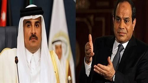 مُعارض قطري يعتذر للشعب المصري (تفاصيل)