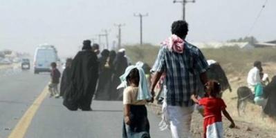 سرقة المساعدات تزيد مآسي النازحين في رمضان
