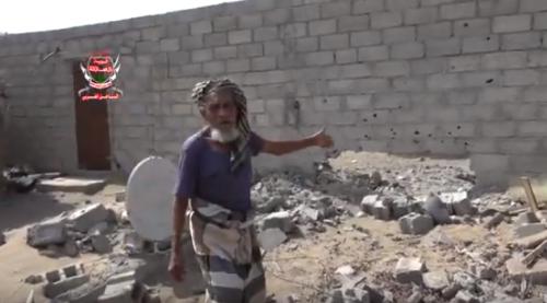 مواطنون يروون معاناتهم من القصف الحوثي لمنازلهم بالحديدة