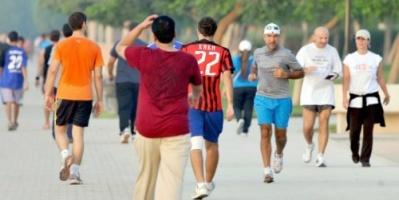 دراسة حديثة: المشي بشكل يومي يقوي الذاكرة ويفيد القلب