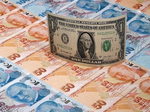 الليرة التركية تهبط لأدنى مستوياتها أمام الدولار