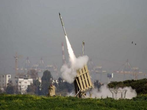 80 ألف دولار تكلفة تصدي إسرائيل لصاروخ واحد من غزة