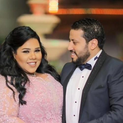 شيماء سيف تحتفل بمرور سنة على زواجها من المنتج محمد كارتر
