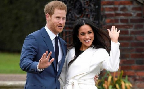 الأمير هاري وماركل ينجبان مولودًا ذكرًا