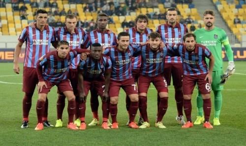 طرابزون سبورت يعزز موقعه في المركز الرابع في الدوري التركي