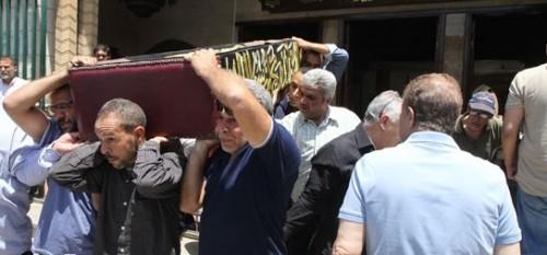 بالصور.. تشييع جثمان الفنانة الراحلة محسنة توفيق