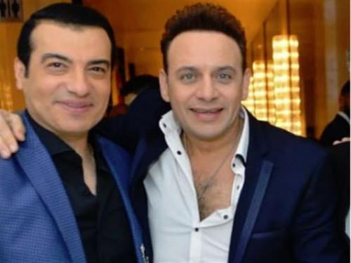 أغنية جديدة تجمع نجوم التسعينيات مصطفى قمر وإيهاب توفيق
