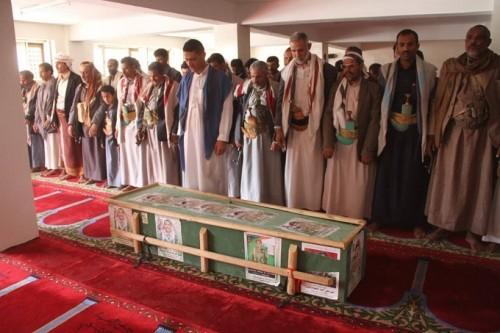 جثث الحوثيين تتقاطر إلى صنعاء من شمال الضالع