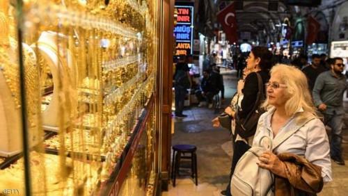 الذهب يرتفع لتوتر العلاقات التجارية بين واشنطن وبكين