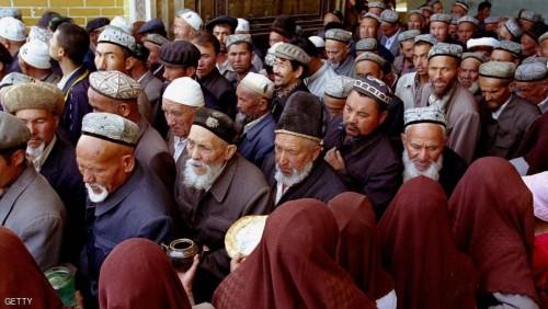 خلافات بين بكين وواشنطن حول الأويغور