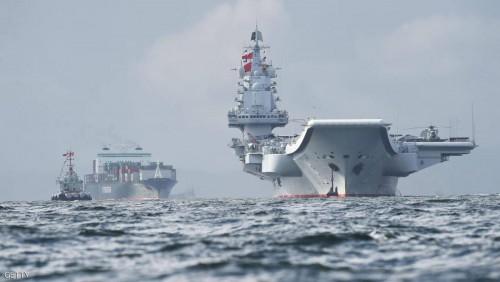 الصين بصدد بناء ثالث سفنها الحربية الحاملة للطائرات