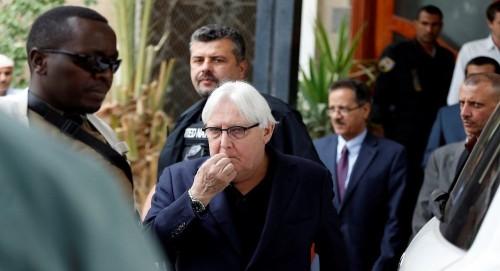 صحيفة دولية: غريفيث فشل في إقناع الحوثي برفع القيود عن تحركات لوليسغارد