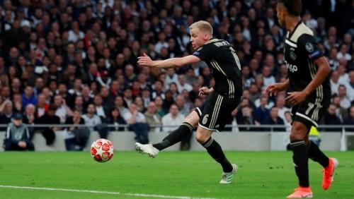 أياكس الأوفر حظا لبلوغ نهائي دوري ابطال اوروبا 2019 ومواجهة ليفربول