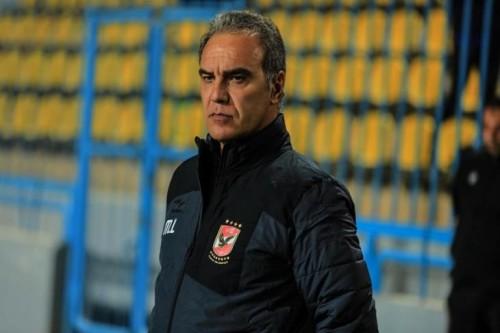 الأهلي المصري يرد على أخبار رحيل لاسارتي من تدريب الفريق