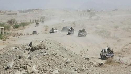 القوات الجنوبية تتصدى لهجوم حوثي في مديرية قعطبة