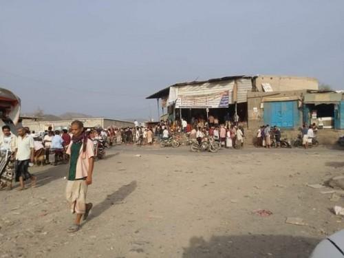 تفاصيل تصدي قوات الحزام الأمني لمحاولة تسلل حوثية في قعطبة