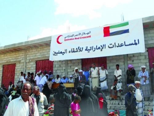 """""""عليل الإمارات"""" يُعيد الحياة إلى المخا.. توسعات وافتتاحات وترميمات"""