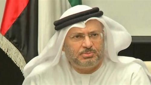 قرقاش: محكمة العدل الدولية تُحرج الدوحة