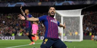 سواريز مهاجم برشلونة يخضع لجراحة في الركبة