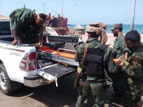 انتشال جثة مجهول الهوية بساحل جولدمور في عدن