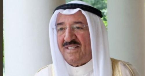 أمير الكويت يبعث برقية عزاء إلى الرئيس العراقى في حادث التفجير الانتحاري