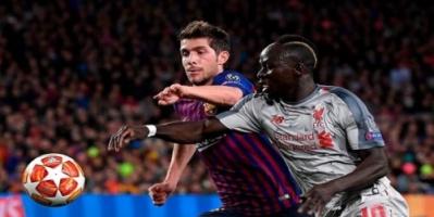 لاعب برشلونة يعتذر للجماهير بعد الخروج الأوروبي المهين