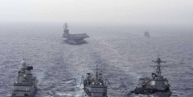 واشنطن تعلن استعدادها لمواجهة المخاطر الإيرانية بالمنطقة