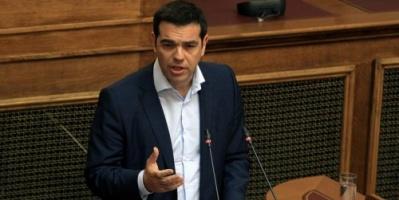 رئيس الوزراء اليوناني يستحوذ على ثقة برلمان بلاده