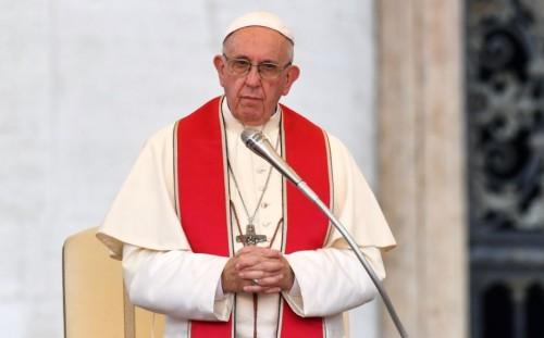 بابا الفاتيكان يوجه رسالة هامة للمسلمين في شهر رمضان