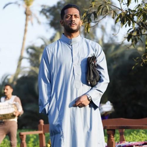 """محمد رمضان يحكي موقفًا طريفًا من كواليس مسلسله """" زلزال """""""