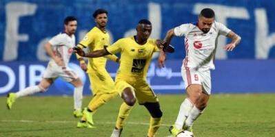 الوصل يحرم الشارقة من حسم التتويج بلقب الدوري الإماراتي