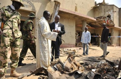 """""""داعش"""" يتبنى الهجوم على ثكنة عسكرية بنيجيريا"""