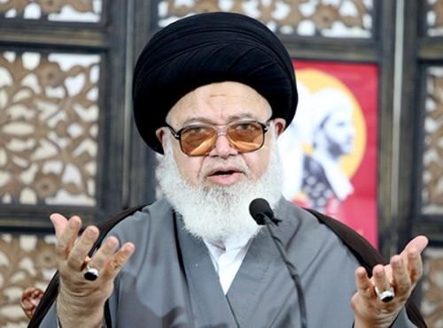 البحرين تتهم أكبر مرجع شيعي بتعاطفه مع الأعمال الإرهابية
