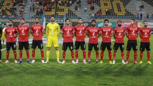 هدف جيرالدو المتأخر يعزز صدارة الأهلي للدوري المصري