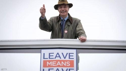 """حزب """"ماي"""" يتراجع في نتائج استطلاع الانتخابات الأوروبية"""