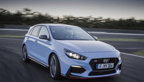 منذ 2007..هيونداي تبيع مليون سيارة في أوروبا من طراز i30